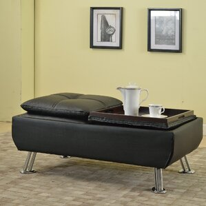 Coffee Table with Tray Top by ..