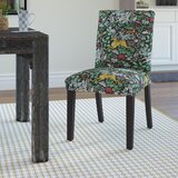 Blount Upholstered Dining Chair by Bungalow Rose