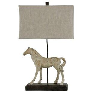 Rowan Horse 31 Table Lamp