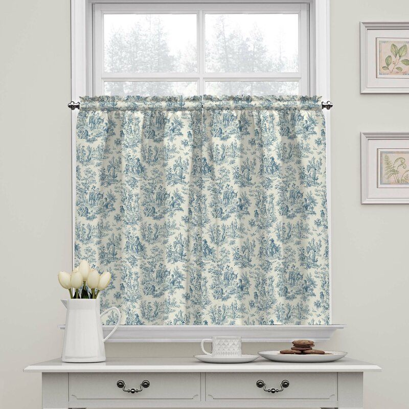 Charmed Life Tier Curtain