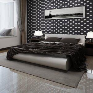 Polsterbett, 180 x 200 cm von dCor design