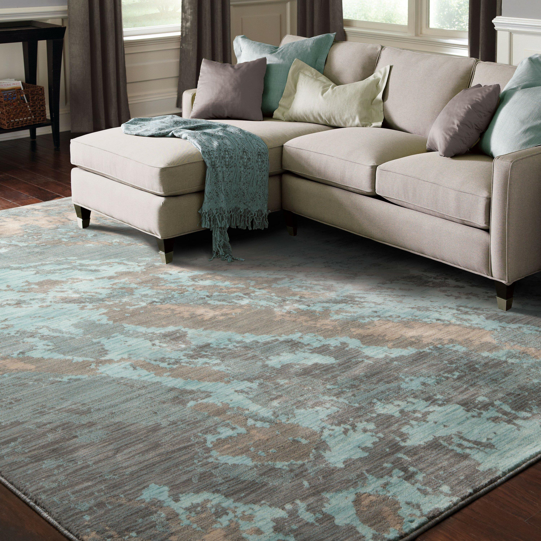 Trent Austin Design Haugan Blue Area Rug & Reviews