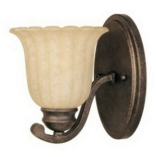 Evelyn 1-Light Bath Sconce by ..