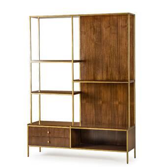 Sligh Richmond Hill 57 H X 48 25 W Standard Bookcase Perigold