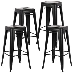 Alyssa Handmade 30 Bar Stool (Set of 4) by Zipcode Design