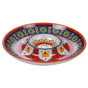 Amscan Cinco De Mayo Fiesta Chip And Dip Platter Wayfair