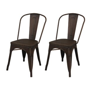 Aitkin Dining Chair (Set of 2) Williston Forge