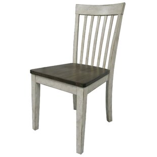Culbertson Solid Wood Dining Chair Ophelia & Co.