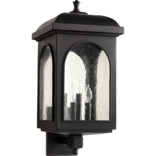 Gracie Oaks Pelletier 4-Light Outdoor Sconce