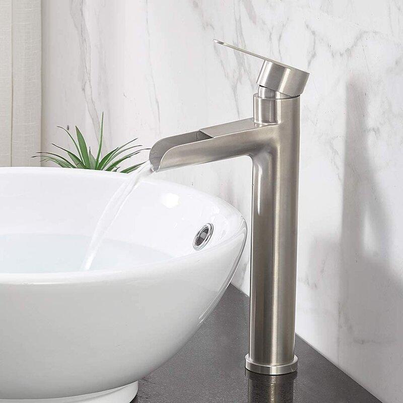 Hotis Vessel Sink Bathroom Faucet Wayfair
