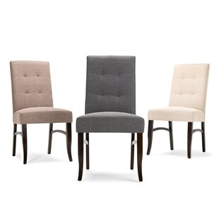 Shopping for Bostrom Deluxe Upholstered Dining Chair (Set of 2) by Darby Home Co Reviews (2019) & Buyer's Guide