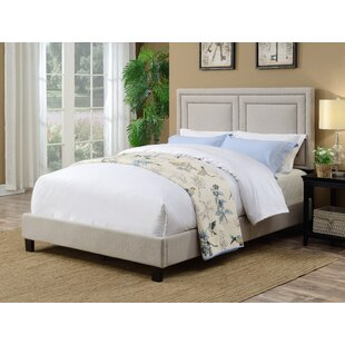 Willa Arlo Interiors Ackles Queen Upholstered Panel Bed