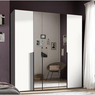 Bentz 5 Door Wardrobe By Ebern Designs