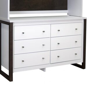 Greenwich 6 Drawer Double Dresser