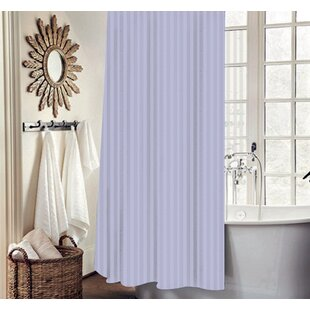 Carson Stripe Shower Curtain Set