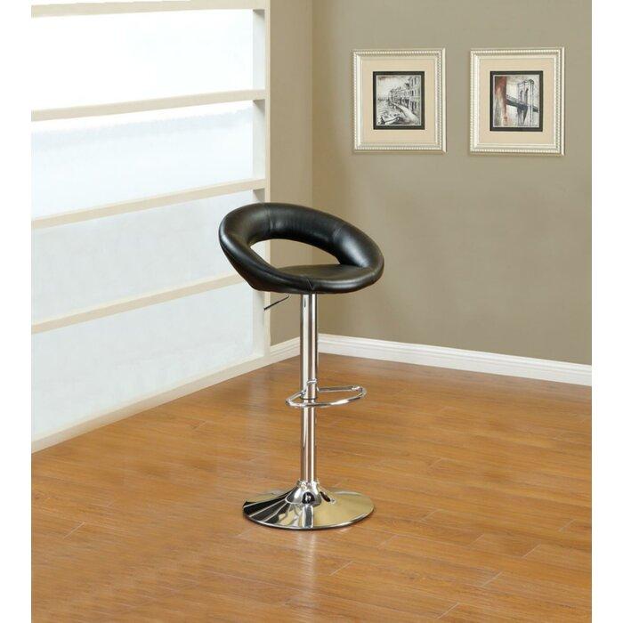 Brilliant Tolley Metal Base Adjustable Height Bar Stool Evergreenethics Interior Chair Design Evergreenethicsorg