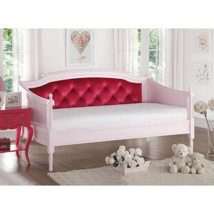 Rasmussen Twin Daybed by Harriet Bee