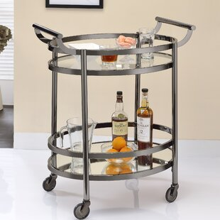 Mercer41 Miller Bar Cart