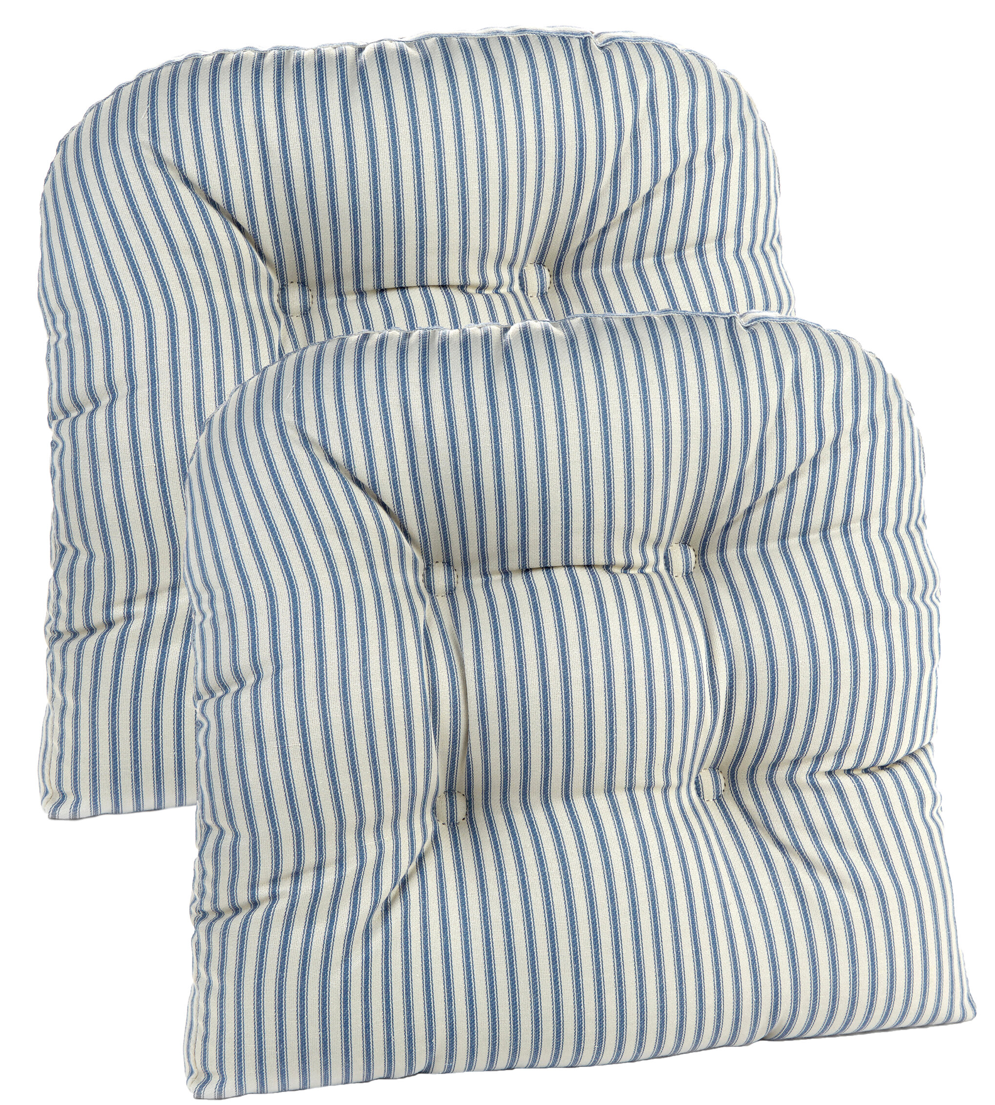 Klear Vu Gripper Universal Dining Chair Cushion & Reviews | Wayfair
