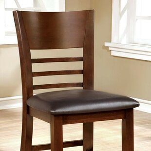 Kidwell Counter Height Upholstered Dining Chair (Set of 2)