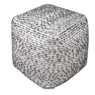 Newhouse Pouf by Brayden Studio