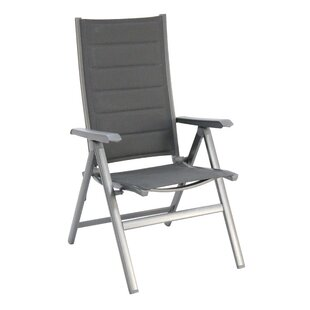 Madrew Folding Patio Dining Chair