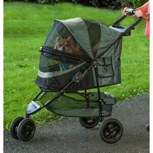 No Zip Special Edition Pet Jogger Stroller