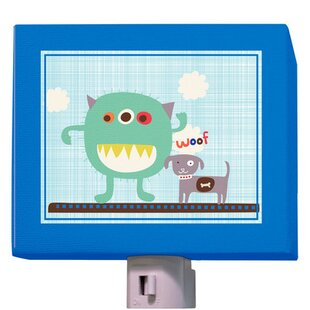 Oopsy Daisy Lil' Monster and Pal Night Light