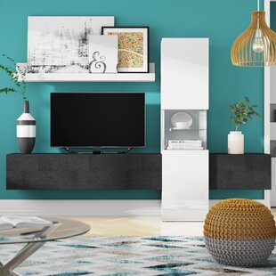 Elizabeth Entertainment Unit For TVs Up To 58
