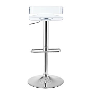 Coppage Adjustable Height Bar Stool (Set ..