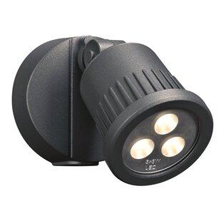 Online Reviews Centerton 1-Light Outdoor Spotlight By Freeport Park