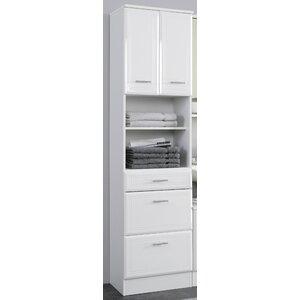 Free Standing Bathroom Cabinets Uk tall bathroom cabinets | wayfair.co.uk