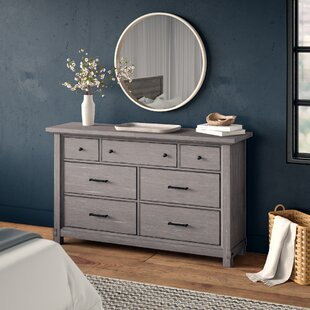 Devers 7 Drawer Dresser by Greyleigh Cheap