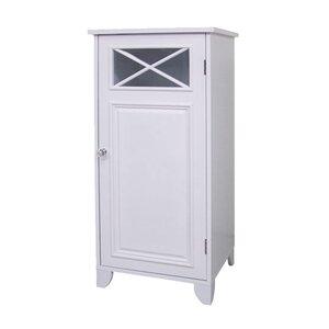 Coddington Floor Cabinet with 1 Door Accent Cabinet