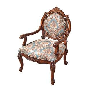 Design Toscano Madame de Pompadour Sitting Room Armchair