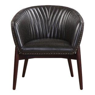Lizabeta Chenille Arm Chair by 17 Stories