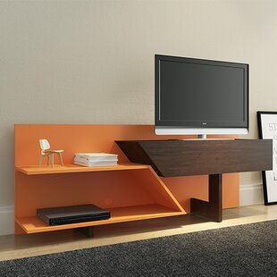 Affordable Artesano TV Stand for TVs up to 42 by Ideaz International Reviews (2019) & Buyer's Guide