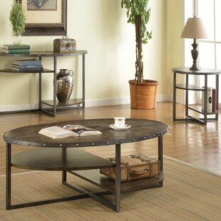 17 Stories Dolly 2 Piece Coffee Table Set