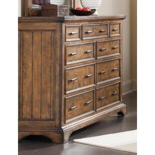 Baye 9 Drawer Dresser by Canora Grey