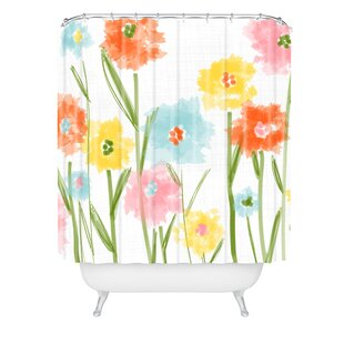 Jenean Morrison Breakfast in Bed Single Shower Curtain