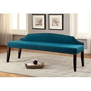 Everly Quinn Kaylynn Upholstered Bench