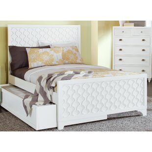 Amanda Panel Bed by My Home Furnishings
