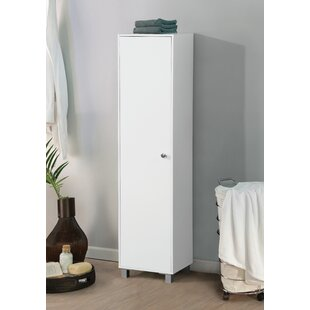 Aaronsburg 1 Door Storage Cabinet by Rebrilliant