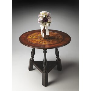 Connoisseur's Foyer End Table by Butler