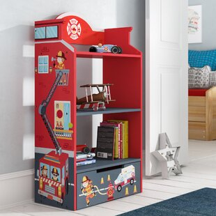 Dutra 108cm Bookcase By Zoomie Kids