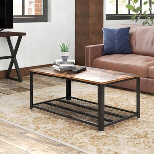 Williston Forge Nadler Antique Coffee Table