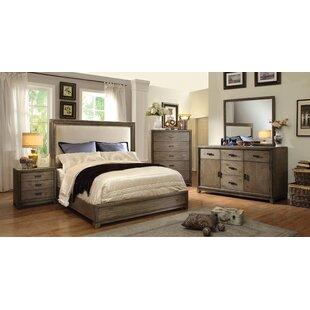 Karla Standard Configurable Bedroom Set