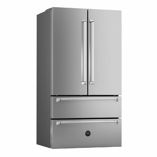 21 cu. ft. French Door Refrigerator by Bertazzoni