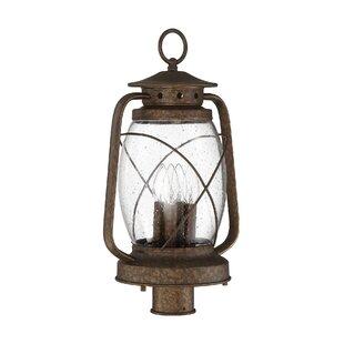 Read Reviews Bendel 3-Light Lantern Head By Breakwater Bay