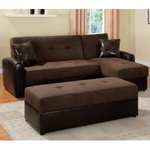 Lakeland Reversible Sectional by ACME Furniture